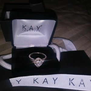 Accessories - Diamond engagement ring